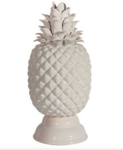 ceramic pineapple from The Bay