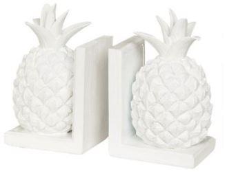 pineapple book ends urban barn